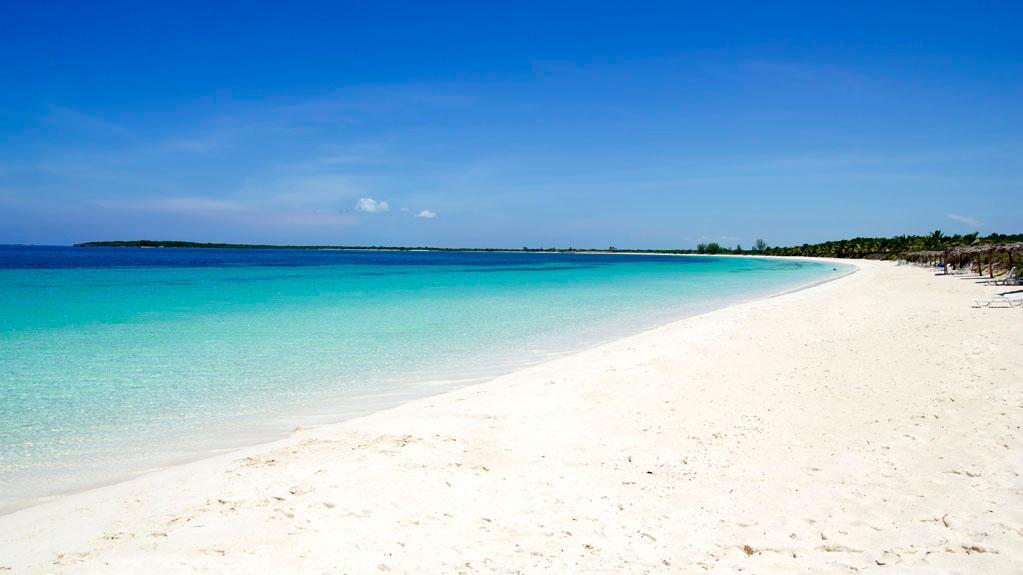 Spiaggia Cayo Santa Maria Cuba