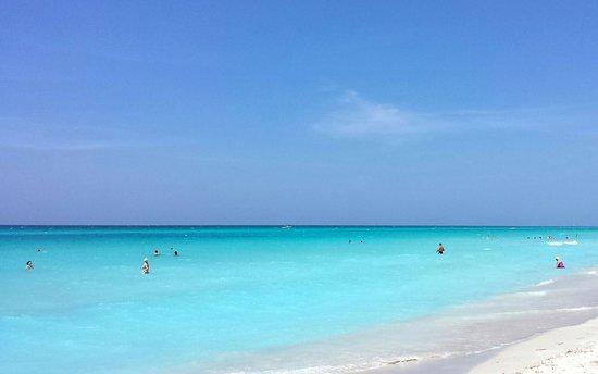 Spiaggia di varadero Cuba