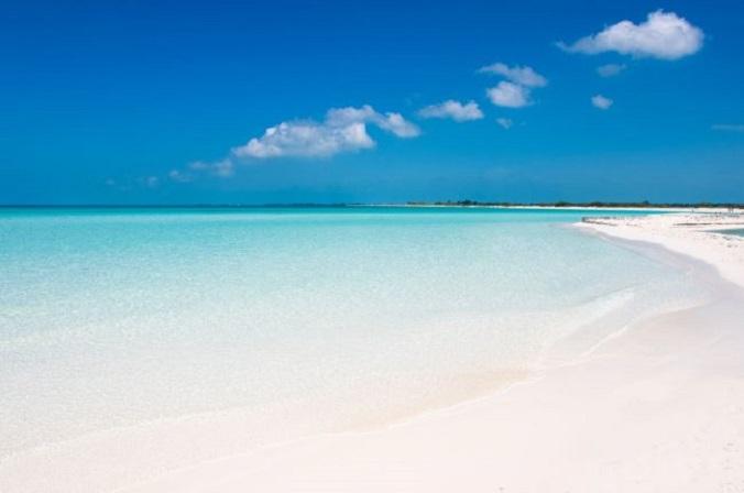 Spiaggia Paradiso di Cayo Largo Cuba